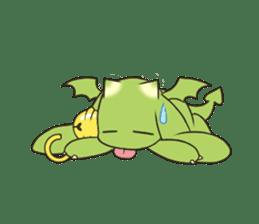 a petit dragon sticker #3420334