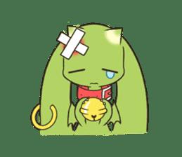 a petit dragon sticker #3420338