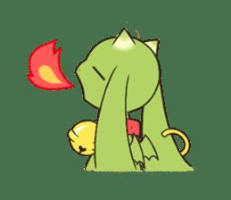 a petit dragon sticker #3420340
