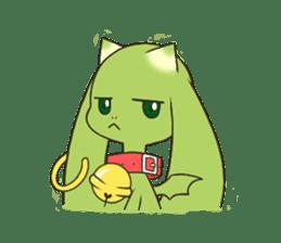 a petit dragon sticker #3420342