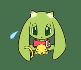 a petit dragon sticker #3420344