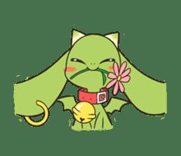 a petit dragon sticker #3420345
