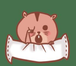 Sticker of a very cute squirrel sticker #3425944