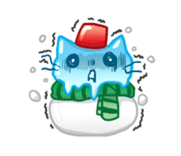 Slime Kitten Part 2 sticker #3426867
