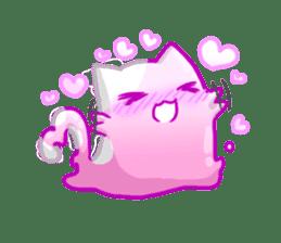 Slime Kitten Part 2 sticker #3426874