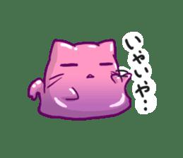 Slime Kitten Part 2 sticker #3426892