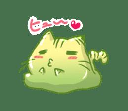 Slime Kitten Part 2 sticker #3426900