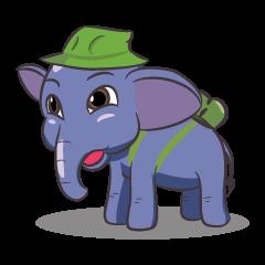 Tongdee - Funny and Lovely Elephant