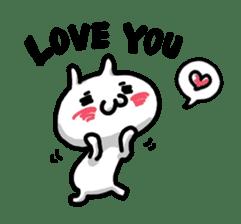 Full of love. sticker #3431074