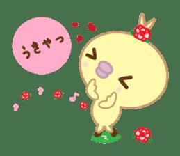 Peachan's interjectional conversation sticker #3439676