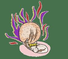 [Crazy Mushroom] sticker #3440706