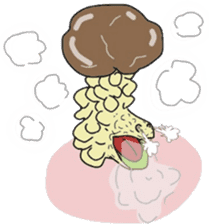 [Crazy Mushroom] sticker #3440709