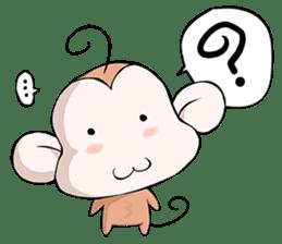 Monkey Knows Story sticker #3447995