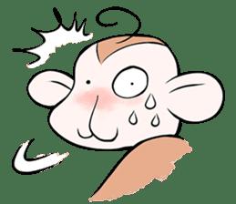 Monkey Knows Story sticker #3447996