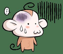 Monkey Knows Story sticker #3447998