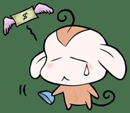 Monkey Knows Story sticker #3447999