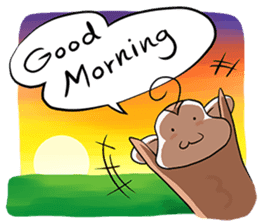 Monkey Knows Story sticker #3448004