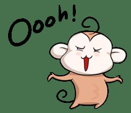 Monkey Knows Story sticker #3448011