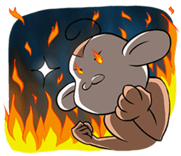 Monkey Knows Story sticker #3448013