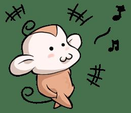 Monkey Knows Story sticker #3448016
