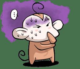 Monkey Knows Story sticker #3448018