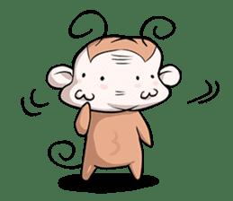 Monkey Knows Story sticker #3448019