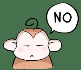 Monkey Knows Story sticker #3448021