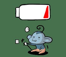Monkey Knows Story sticker #3448028