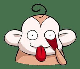 Monkey Knows Story sticker #3448032