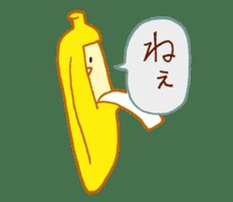Very banana!! sticker #3450798