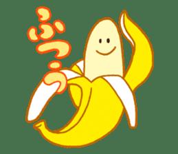 Very banana!! sticker #3450803