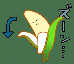 Very banana!! sticker #3450806