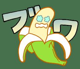 Very banana!! sticker #3450807