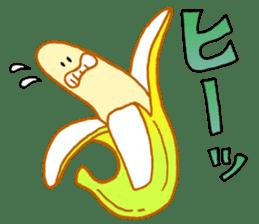 Very banana!! sticker #3450813
