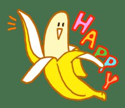 Very banana!! sticker #3450821