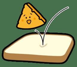 Cheese World sticker #3455455
