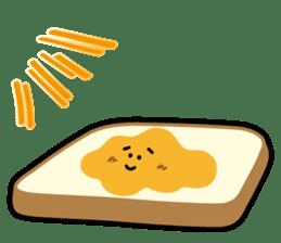 Cheese World sticker #3455457