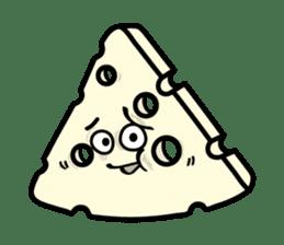 Cheese World sticker #3455463