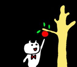 The Mokkun's Bingo cats sticker #3463917