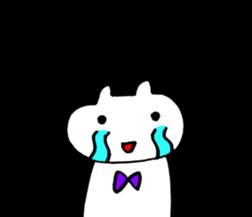 The Mokkun's Bingo cats sticker #3463919