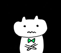 The Mokkun's Bingo cats sticker #3463922