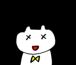 The Mokkun's Bingo cats sticker #3463927