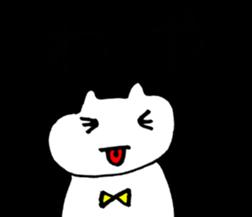 The Mokkun's Bingo cats sticker #3463929