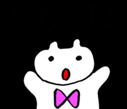 The Mokkun's Bingo cats sticker #3463938
