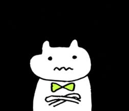The Mokkun's Bingo cats sticker #3463940