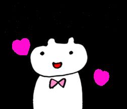 The Mokkun's Bingo cats sticker #3463944