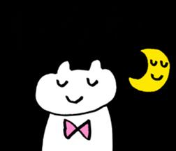 The Mokkun's Bingo cats sticker #3463945