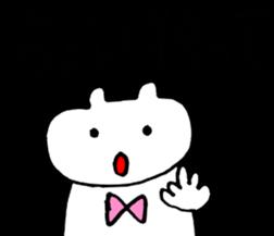 The Mokkun's Bingo cats sticker #3463947