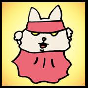 สติ๊กเกอร์ไลน์ Oracle of a cat