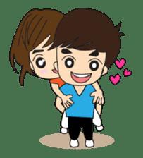 Go-Nana EP.3 [Thai] sticker #3468231
